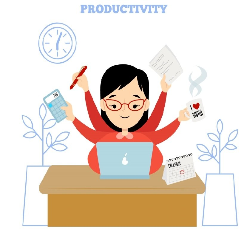 Increase productivity at work - smart entrepreneur blog